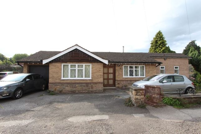 Thumbnail Detached bungalow for sale in Matlock Green, Matlock