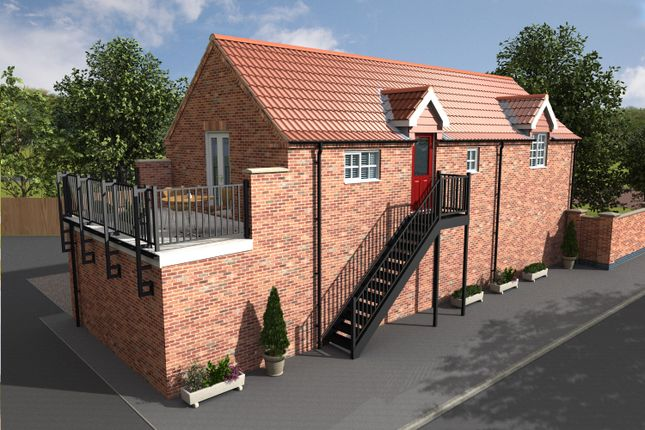 Thumbnail Flat for sale in Curtis Fields, Coningsby