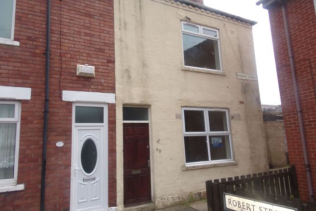 Thumbnail Terraced house for sale in Robert Street, Blyth