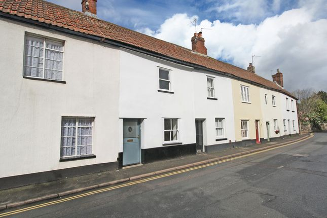 1 bed terraced house for sale in Denver Place, Elm Grove Road, Topsham, Exeter