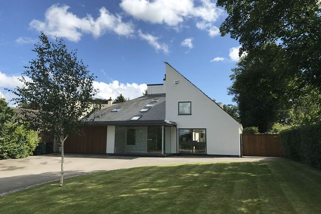 Thumbnail Detached house for sale in Vicarage Lane, Burton, Cheshire