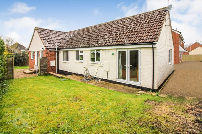 Thumbnail Detached bungalow for sale in Vinces Road, Diss