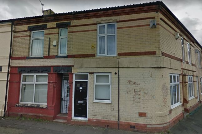 Thumbnail Terraced house for sale in Bickerdike Avenue, Longsight, Manchester