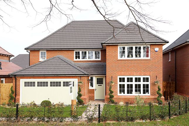 Thumbnail Detached house for sale in Parc Plymouth At Plasdŵr, Clos Parc Radur, Cardiff