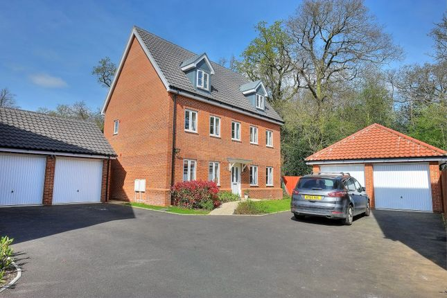 Thumbnail Detached house for sale in Freesia Way, Norwich