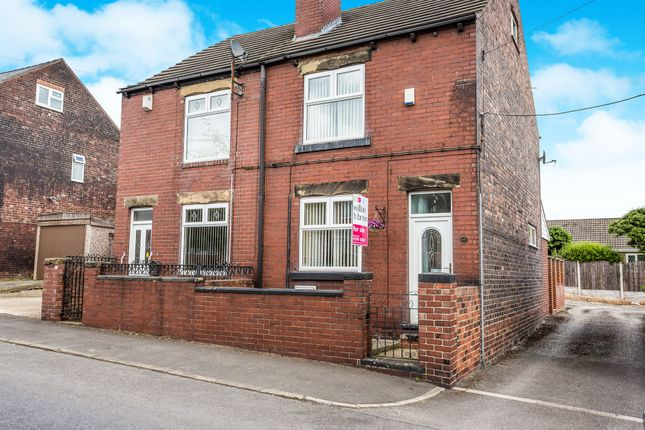 Thumbnail Semi-detached house for sale in Rotherham Road, Wath-Upon-Dearne, Rotherham
