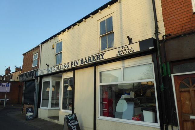 Thumbnail Restaurant/cafe for sale in Ormskirk Road, Pemberton, Wigan