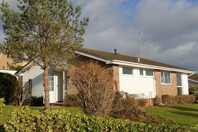 Thumbnail Bungalow to rent in Pentridge Avenue, Torquay
