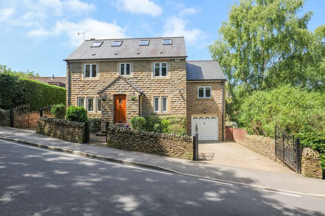Thumbnail Detached house for sale in Hillfoot Road, Totley, Sheffield