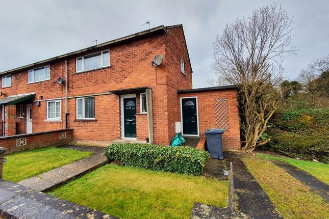 2 bed end terrace house for sale in Beverley Rise, Carlisle CA1
