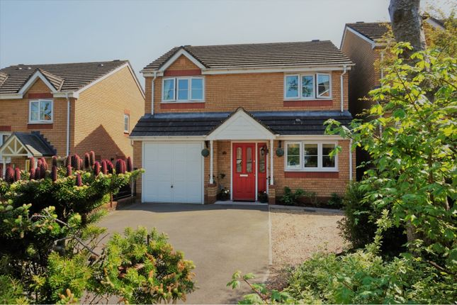 Thumbnail Detached house for sale in Churchwood, Pontypool
