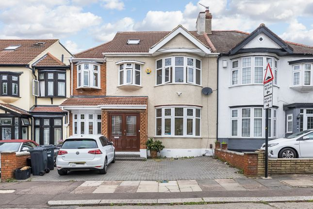 Thumbnail Terraced house to rent in Lakeside Avenue, London