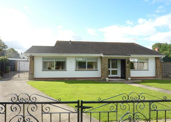 Thumbnail Detached bungalow for sale in Orchards Croft, Scartho, Grimsby