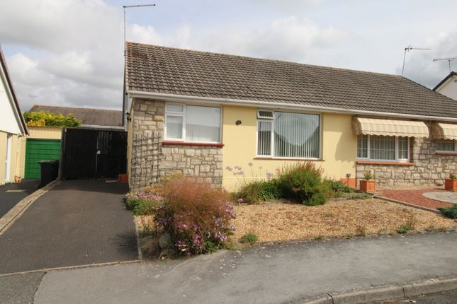 Thumbnail Bungalow to rent in Coppice Avenue, Ferndown