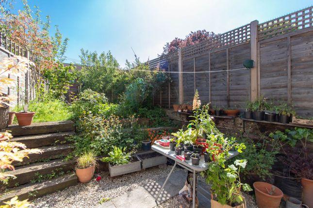 Garden of Recreation Road, Sydenham SE26