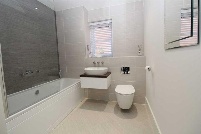 Bathroom of Strother Way, Bassington Manor, Cramlington NE23