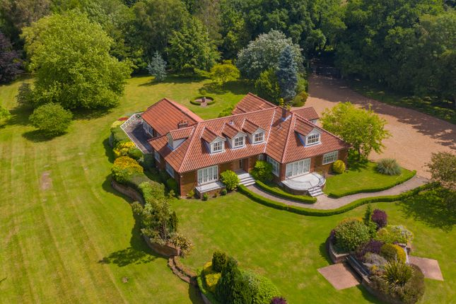 Thumbnail Detached house for sale in Lynn Road, Castle Rising, King's Lynn