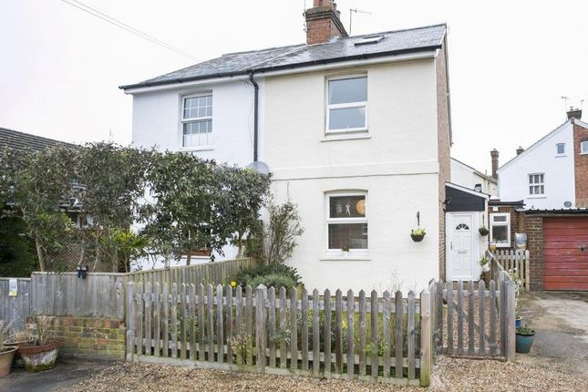 Thumbnail Semi-detached house for sale in Queens Road, Tunbridge Wells
