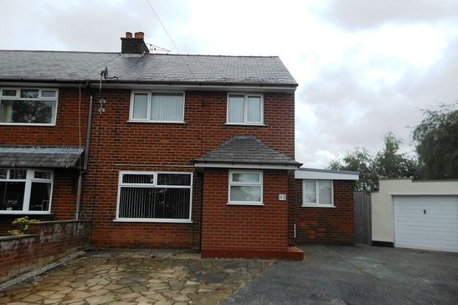 Thumbnail Semi-detached house to rent in Mayfield Avenue, Ingol, Preston