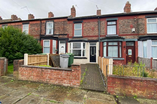Thumbnail Property to rent in Maybank Road, Tranmere, Birkenhead