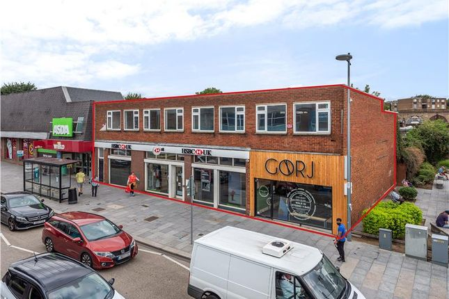 Commercial property for sale in 100-110 High Street, Strood, Rochester, Kent