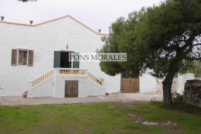 Thumbnail Country house for sale in Santandria, Santandria, Ciutadella