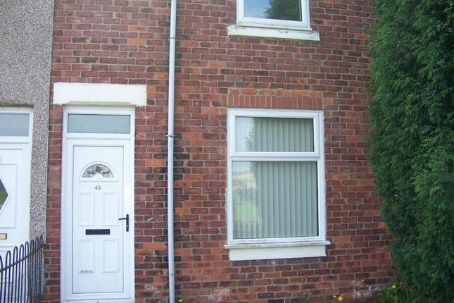 Terraced house to rent in Monkseaton Terrace, Ashington