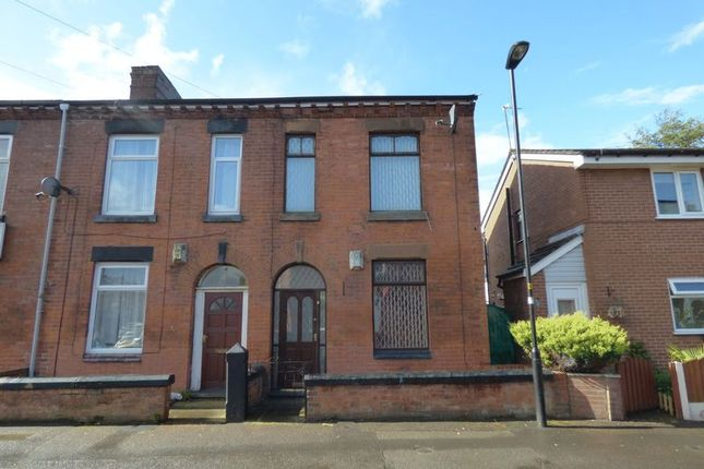 Thumbnail Terraced house to rent in Pole Lane, Failsworth, Manchester