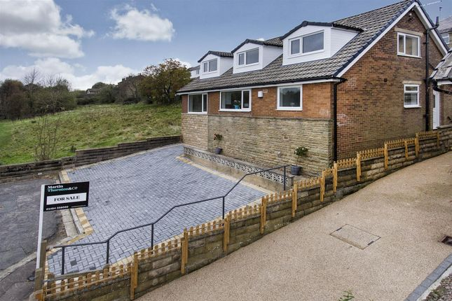Thumbnail Detached house for sale in Greenfield Ave, Oakes, Huddersfield