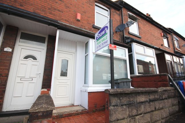 2 bed terraced house for sale in King William Street, Tunstall, Stoke-On-Trent ST6