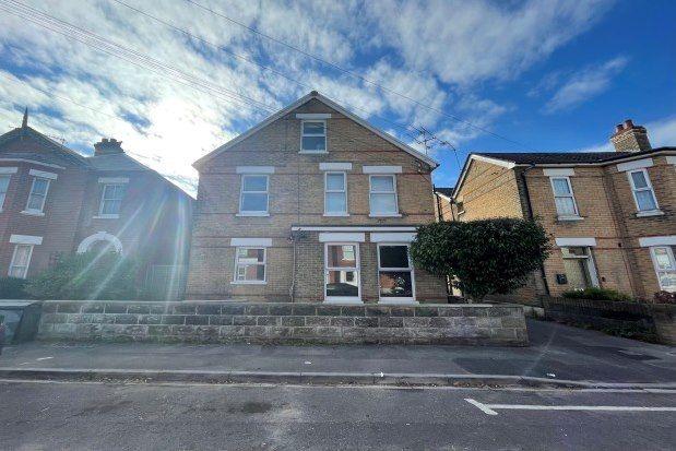 Thumbnail Flat to rent in Wolverton Road, Bournemouth