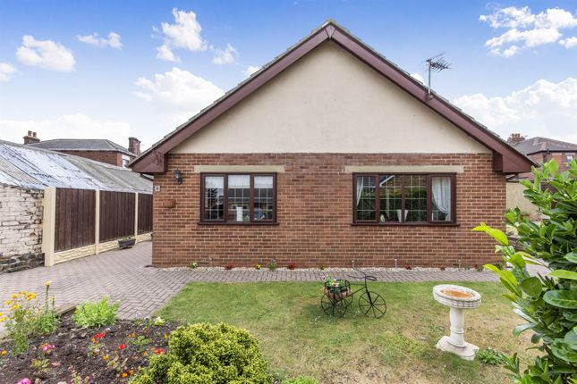 Thumbnail Detached bungalow for sale in Hawthorne Close, Kirkhamgate, Wakefield