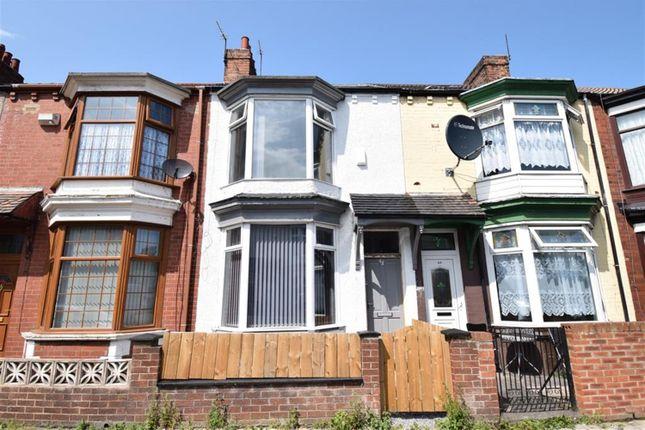 Front External of Wellesley Road, Longlands, Middlesbrough TS4