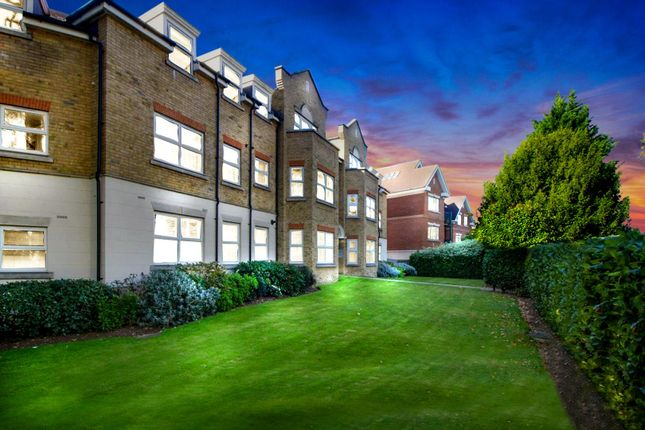 Thumbnail Flat for sale in Salmons Brook House, Windmill Hill, Enfield