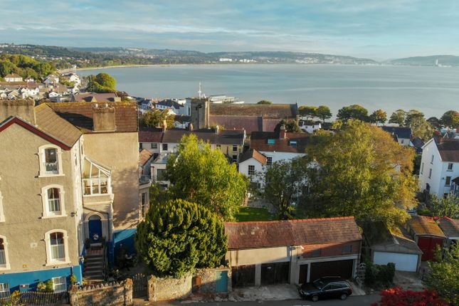 Thumbnail Semi-detached house for sale in Mount View, 53 Overland Road, Mumbles, Swansea