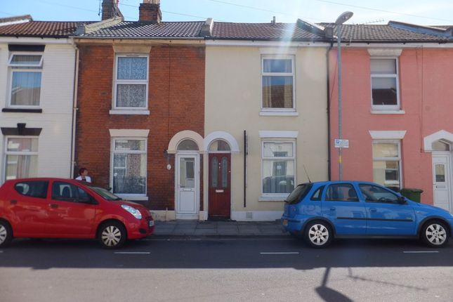 4 bed terraced house to rent in Beatrice Road, Southsea