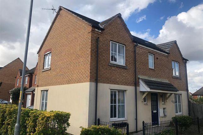Thumbnail Property to rent in Kedleston Road, Grantham