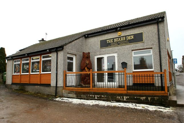 Thumbnail Restaurant/cafe for sale in Memorial Square, Brora