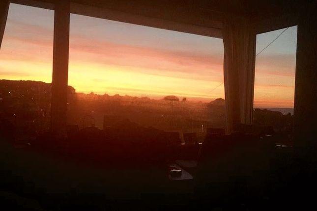 Outlook of Ocean View Crescent, Brixham TQ5