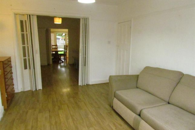Reception of Willow Road, Chadwell Heath, Romford RM6