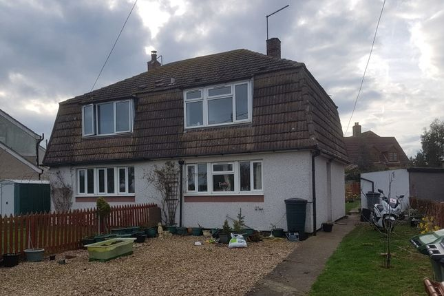 Thumbnail Semi-detached house for sale in 4, Main Street, Rowston, Lincoln, Lincolnshire