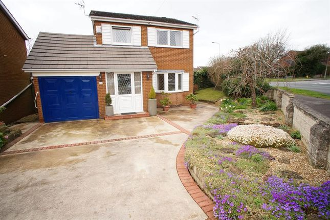 Thumbnail Detached house for sale in Valley View Drive, Scunthorpe