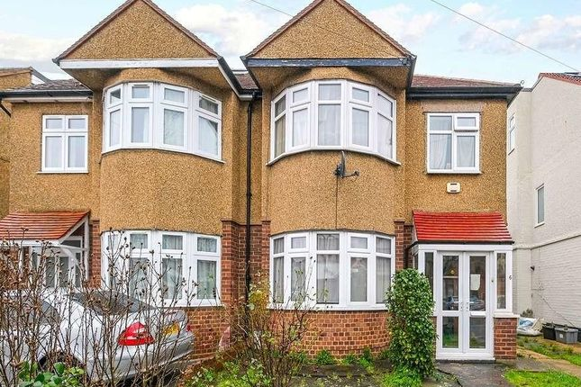 Thumbnail Terraced house for sale in Torquay Gardens, Ilford