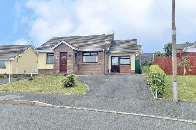 Thumbnail Detached bungalow for sale in Glenview Avenue, Pembroke Dock