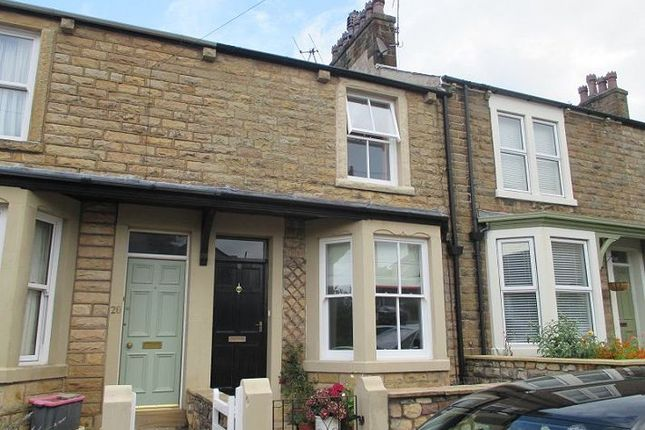 Thumbnail Terraced house to rent in St Pauls Road, Scotforth, Lancaster