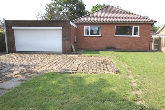 Thumbnail Bungalow to rent in Main Street, Kelfield, York