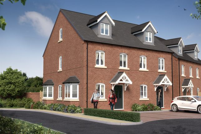 Thumbnail Semi-detached house for sale in Winchester Gardens, Northfield, Birmingham