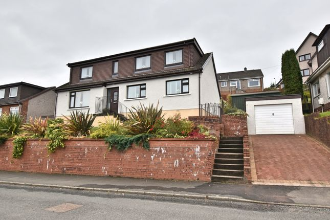 Thumbnail Property for sale in Gleneagles Drive, Gourock