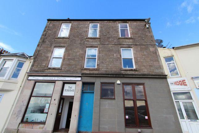 4 bed flat for sale in Stuart Street, Millport, Isle Of Cumbrae KA28