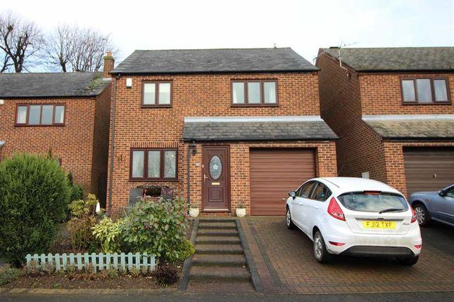 3 bed detached house for sale in Vicarage Close, Belper, Derbyshire